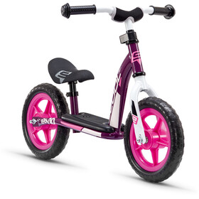 s'cool pedeX easy 10 Bambino, violett/pink